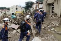 Χιροσίμα: 70 νεκροί από τις κατολισθήσεις