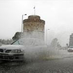 Νέα προβλήματα από τις συνεχιζόμενες βροχοπτώσεις στη βόρεια Ελλάδα