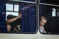 Πάνω από ένα εκατομμύριο οι εκτοπισμένοι λόγω της ουκρανικής κρίσης