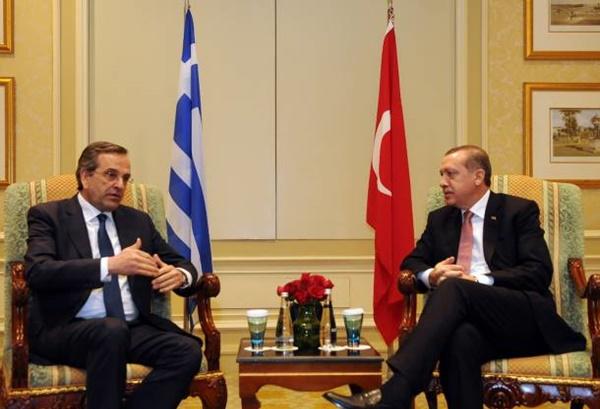 Συνάντηση Σαμαρά-Ερντογάν για το Κυπριακό-Την συνάντηση ζήτησε ο ίδιος ο Τούρκος Πρόεδρος