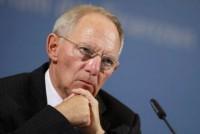 Σόιμπλε: Η Ευρωζώνη δεν έχει ξεπεράσει τελείως τον κίνδυνο
