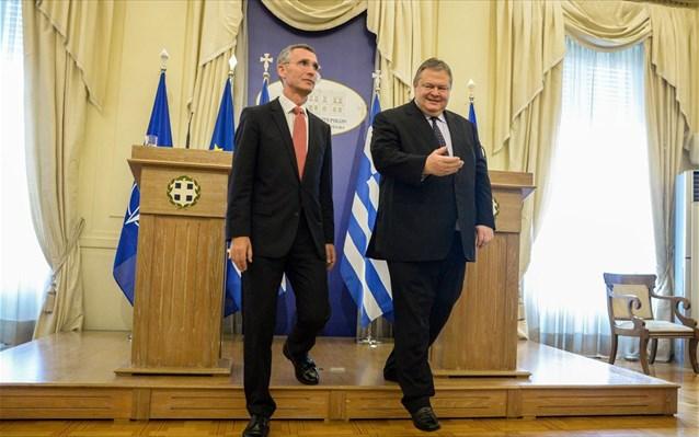 Αυτοσυγκράτηση συνέστησε ο γ.γ. του ΝΑΤΟ στο ζήτημα της Κύπρου - Σαμαράς: Νησίδα ασφαλείας η Ελλάδα