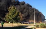 Κάνσας: Αεροσκάφος συνετρίβη πάνω σε κτίριο