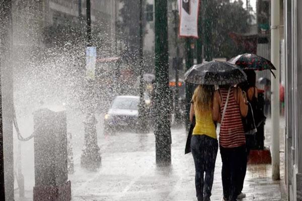 Έκτακτο δελτίο επιδείνωσης καιρού: Τρεις ημέρες με βροχές και καταιγίδες