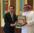 Με γεμάτες αποσκευές επιστρέφει από το Ριάντ της Σ.Αραβίας ο Μηταράκης-Επαφές σε κορυφαίο επίπεδο
