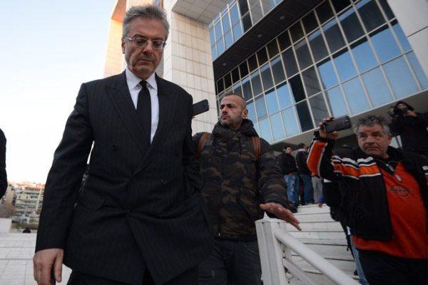 Ο Αποστολόπουλος στον εισαγγελέα καρφώνει Χαϊκάλη - Μου ζητούσε λεφτά! (βίντεο)