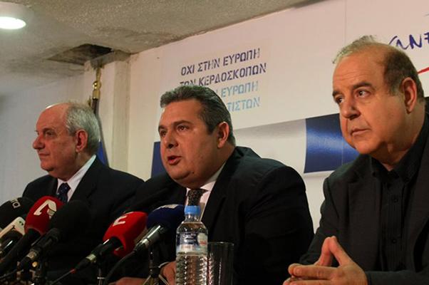 """Οσμή πολιτικού βούρκου στην """"απόπειρα εξαγοράς Χαϊκάλη"""" από περιφερόμενο """"σύμβουλο"""" μεταξύ ΝΔ-ΑΝΕΛ"""