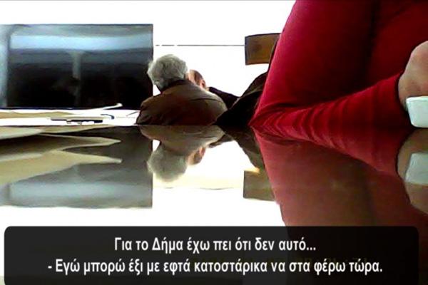 """Οι διάλογοι Αποστολόπουλου-Χαϊκάλη και το βίντεο ντοκουμέντο-Με εντολή εισαγγελέα ανοίγουν τα κινητά και τα μέιλ του """"Δευκαλίωνα"""""""