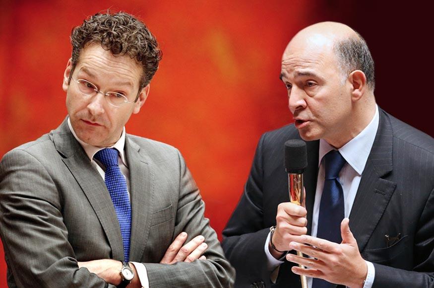 Απαισιόδοξη η Ευρωομάδα για τη διάσωση της Ελλάδος - Μοσκοβισί: Το σκληρό αλλά αποφασιστικό μήνυμα του Eurogroup εισακούστηκε - Ο Ντάισελμπλουμ δεν βλέπει τρίτο πακέτο στήριξης