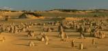 Ασυνήθιστες εικόνες ερήμου