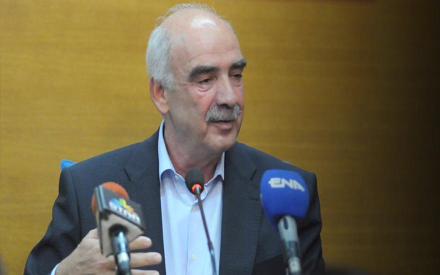 Μεϊμαράκης: Πέρασαν οι εποχές των μονοκομματικών κυβερνήσεων