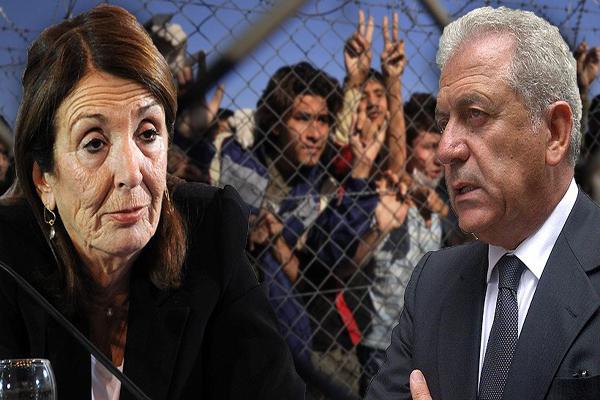 Εκθέτει Τσίπρα και Τασία ο Αβραμόπουλος: Η Ελλάδα δεν έχει ζητήσει βοήθεια για το μεταναστευτικό