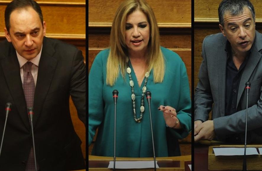 """Καχυποψία στα κόμματα για την πρωτοβουλία Τσίπρα περί συναίνεσης - """"Όχι"""" από ΚΚΕ"""