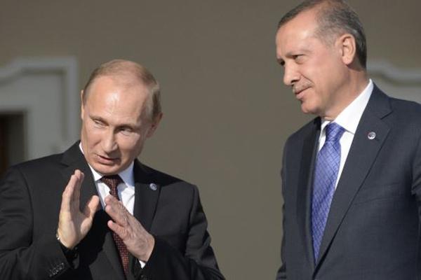 Αποτέλεσμα εικόνας για Ερντογάν - Πούτιν