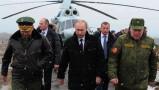 Ξεκάθαρο μήνυμα Πούτιν η ενίσχυση της δύναμης πυρός στην περιοχή – Τους τόνους προσπαθεί να ρίξει ο Ερντογάν