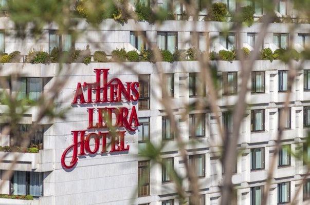 Λουκέτο στο ξενοδοχείο Athens Ledra - Διώχνουν τους πελάτες