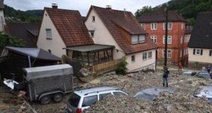 Γερμανία: Τέσσερις νεκροί από πλημμύρες
