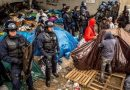 Γαλλία: Προσφυγικός καταυλισμός και στο Παρίσι