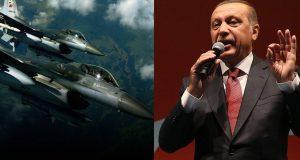 Επιχείρησαν να καταρρίψουν το αεροσκάφος του Ερντογάν με F-16;