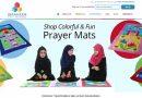 Μουσουλμάνες Μπάρμπι και παιδικά χαλιά για προσευχή online