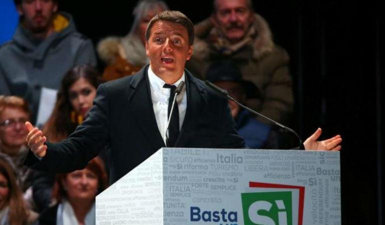 Μήνυμα Ρέντσι στο twitter: Απόψε η παραίτησή μου-Ζήτω η Ιταλία