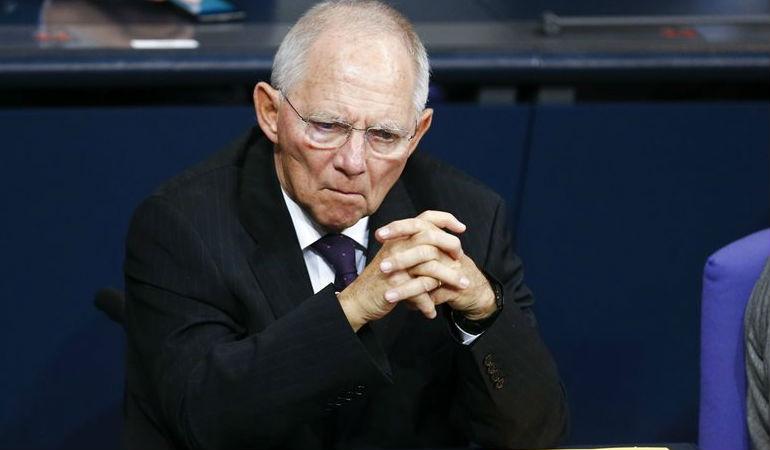 Suddeutsche Zeitung: Δεν βοηθά ο Σόιμπλε όταν μιλά για Grexit