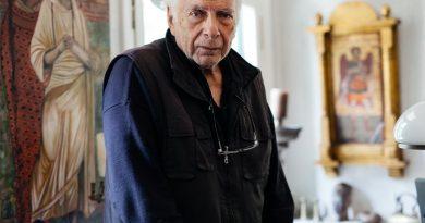 Νίκος Κούνδουρος: Είμαι Έλληνας μέχρι το βάθος της ψυχής μου