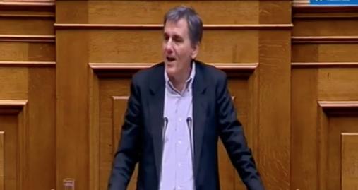 """Ειρωνία από Τσακαλώτο: """"Συγκινητικό που σας έλειψα"""" - Τί λέει για τα νέα μέτρα"""