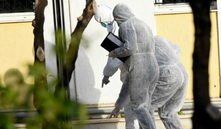 Τοποθέτησαν εκρηκτικό μηχανισμό πίσω από το αστυνομικό τμήμα Δάφνης - Τι ερευνά η αντιτρομοκρατική