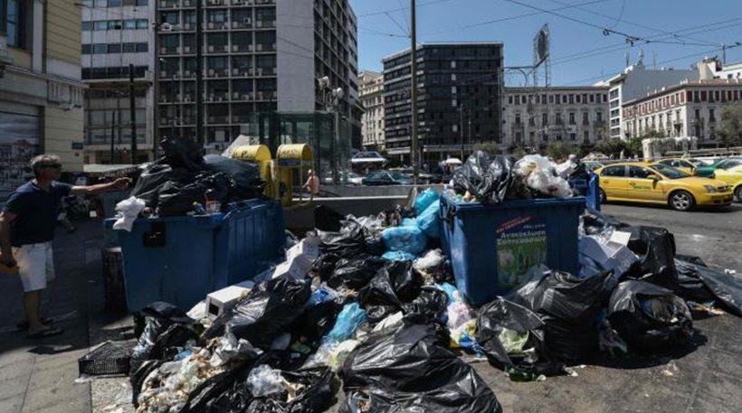 Times: Αντιμέτωπη με τα σκουπίδια η σκληρή αριστερή κυβέρνηση του Τσίπρα