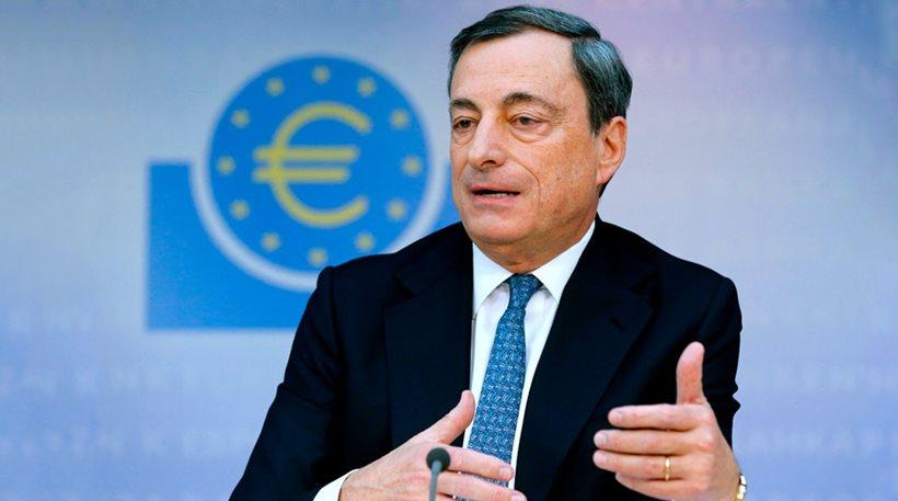 Ο Ντράγκι βάζει τέλος στις συζητήσεις για την ένταξη της Ελλάδας στο πρόγραμμα ποσοτικής χαλάρωσης
