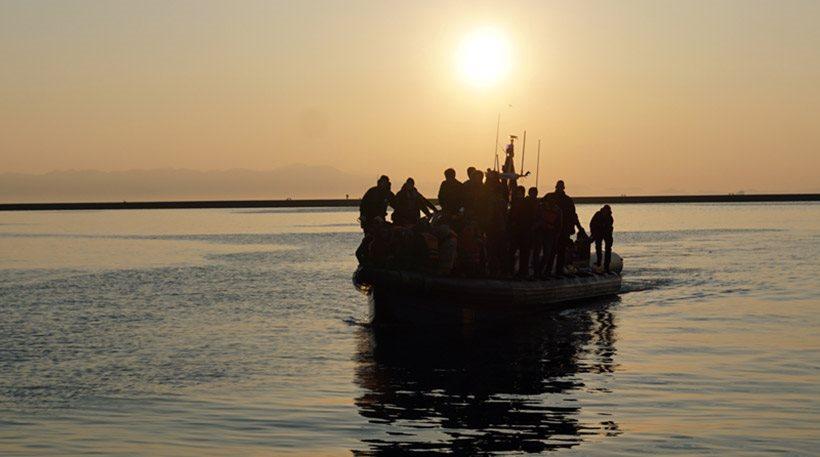 """""""Έκρηξη"""" στις αφίξεις μεταναστών από Τουρκία: 633 το τελευταίο τριήμερο"""