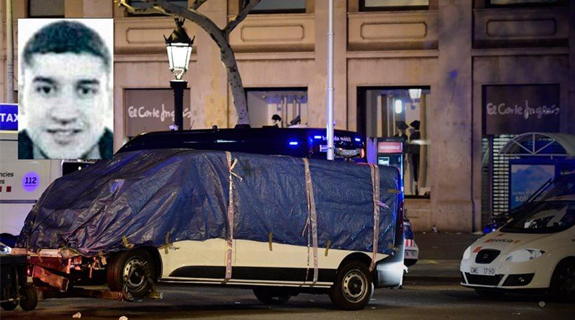 Εξουδετερώθηκε από την αστυνομία ο δράστης της επίθεσης στη Las Ramblas της Βαρκελώνης