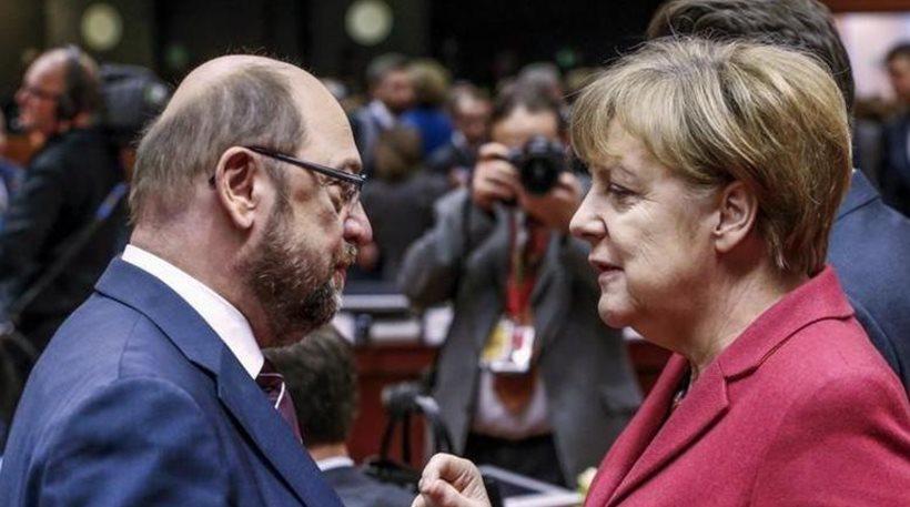Σοκ στη Γερμανία: Έκρηξη της ακροδεξιάς - Πτώση για Μέρκελ και Σουλτς