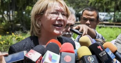 Κολομβία: Σε καθεστώς προστασίας η πρώην γενική εισαγγελέας της Βενεζουέλας