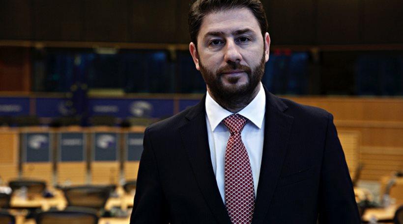 Ανδρουλάκης: Απευθύνω κάλεσμα για μαζική συμμετοχή