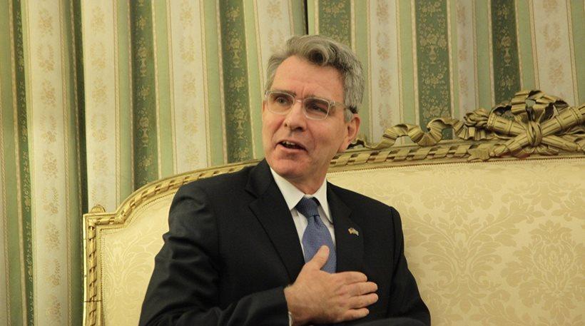 Αμερικανός πρέσβης για τα F-16: Η Ελλάδα θα αποφασίσει τι θα αγοράσει