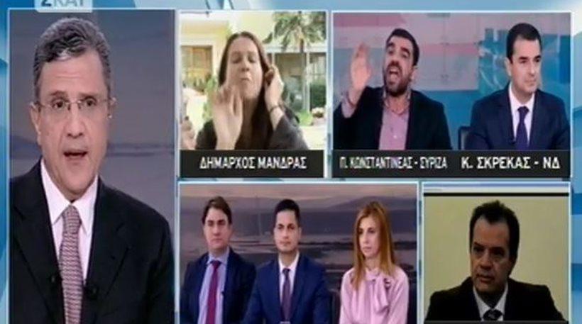 Βουλευτής ΣΥΡΙΖΑ σε δήμαρχο Μάνδρας: Απολογήσου, μιλάς πολύ αντί να κάνεις πράγματα
