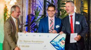 Διεθνής διάκριση για Έλληνα ερευνητή: Κέρδισε το βραβείο επιστημονικής καινοτομίας