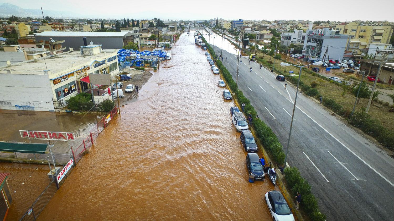 Λέκκας: Άλλα 300 σημεία στην Ελλάδα μπορεί να πλημμυρίσουν
