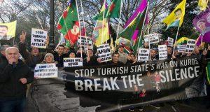 Γερμανία: Στους δρόμους οι Κούρδοι για τις τουρκικές επιθέσεις στην Αφρίν