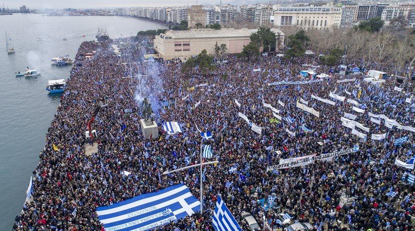 """""""Άδειασμα"""" των αστυνομικών στην ηγεσία της ΕΛΑΣ: Πολλαπλάσιοι των 90.000 οι διαδηλωτές στο συλλαλητήριο"""