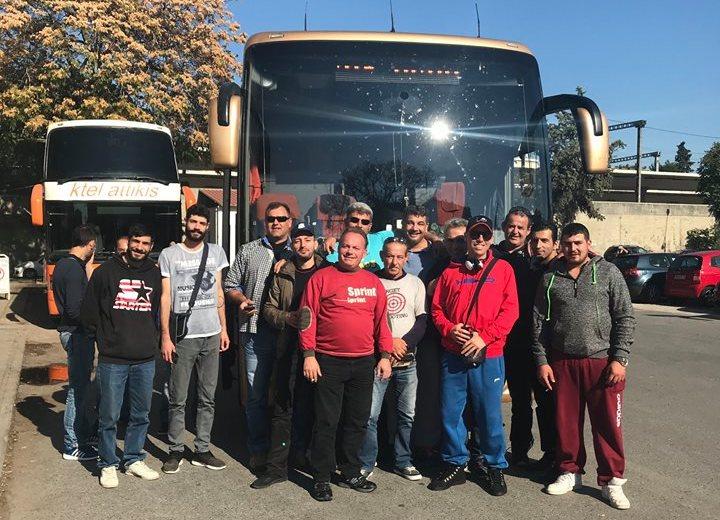 Έλληνες εργάτες για ψίχουλα στην Τσεχία: Τους παραμυθιάζουν οι μεσάζοντες που κερδίζουν 28.000€ ανά πούλμαν!