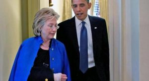 ΒΙΝΤΕΟ: Η Χίλαρι Κλίντον δεν σταματάει να γλιστράει – Έσπασε το χέρι της