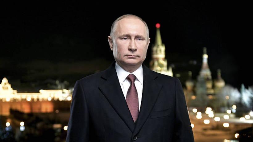 """""""Τσάρος"""" της Ρωσίας μέχρι το 2024 ο Πούτιν: Σάρωσε στις εκλογές με 76,65%"""