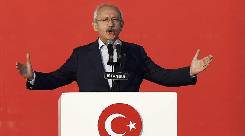 Παραλήρημα Κιλιτσντάρογλου: 156 νησιά του Αιγαίου ανήκουν στην Τουρκία!