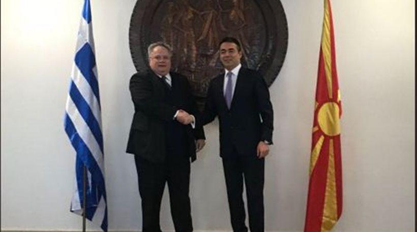"""""""Έτοιμος να συμβιβαστεί"""" ο Κοτζιάς στα Σκόπια: Η απάντηση Ντιμιτρόφ"""