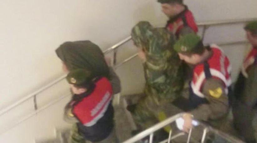 """""""Καμπανάκι"""" από τη Συντονιστική Επιτροπή Δικηγόρων: Ανησυχούμε για τους δύο Ελληνες στρατιωτικούς"""