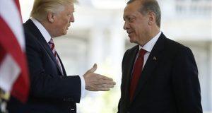 Τραμπ και Ερντογάν δεσμεύτηκαν να συνεργαστούν
