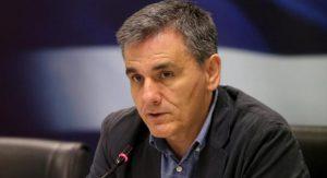 Τσακαλώτος: Φταίνε τα ΜΜΕ και όχι το ΔΝΤ για το αφορολόγητο
